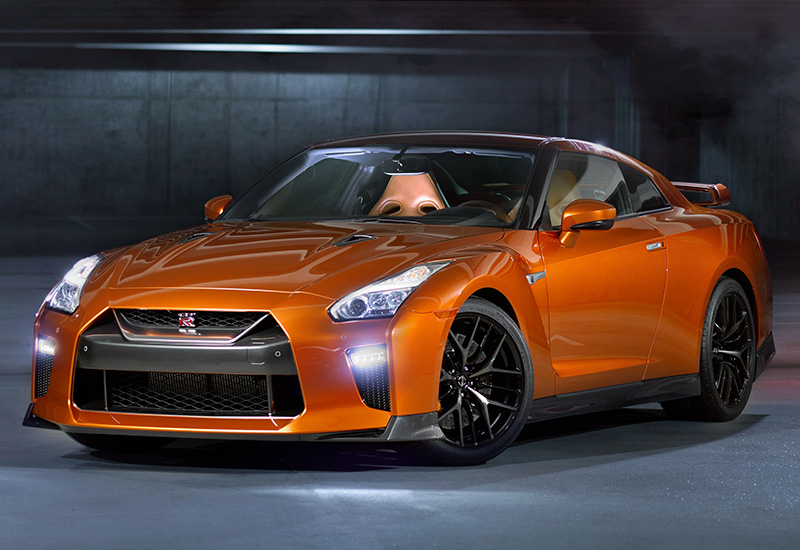 2017 <strong>gt-r</strong> Nissan GT-R