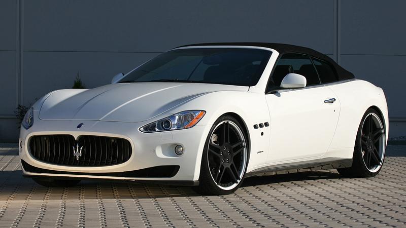 2011 Maserati GranCabrio Novitec Tridente - характеристики ...: http://www.a777aa77.ru/2011-maserati-grancabrio-novitec-tridente.php