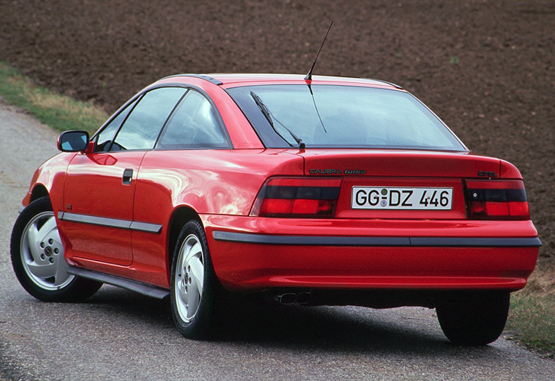 1992 Opel Calibra Turbo 4x4