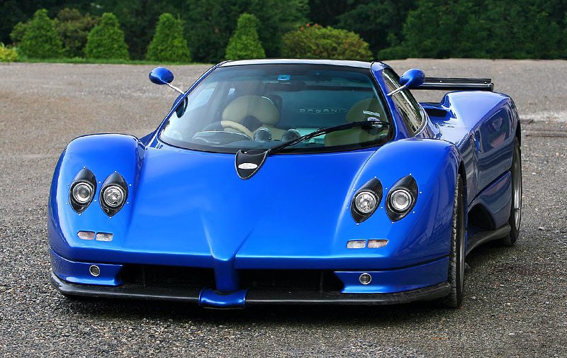 2002 pagani zonda s 7.3 related infomation,specifications - weili