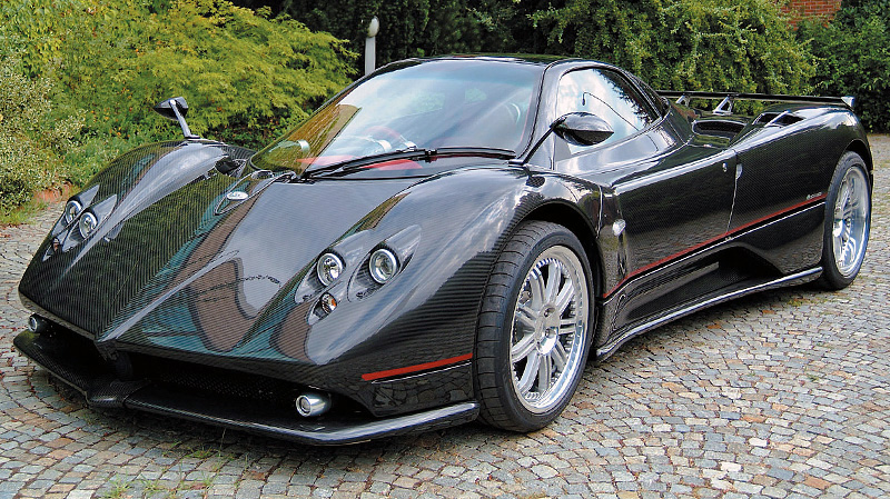 bugatti veyron vs pagani zonda who is faster exclusives cars 2013. Black Bedroom Furniture Sets. Home Design Ideas