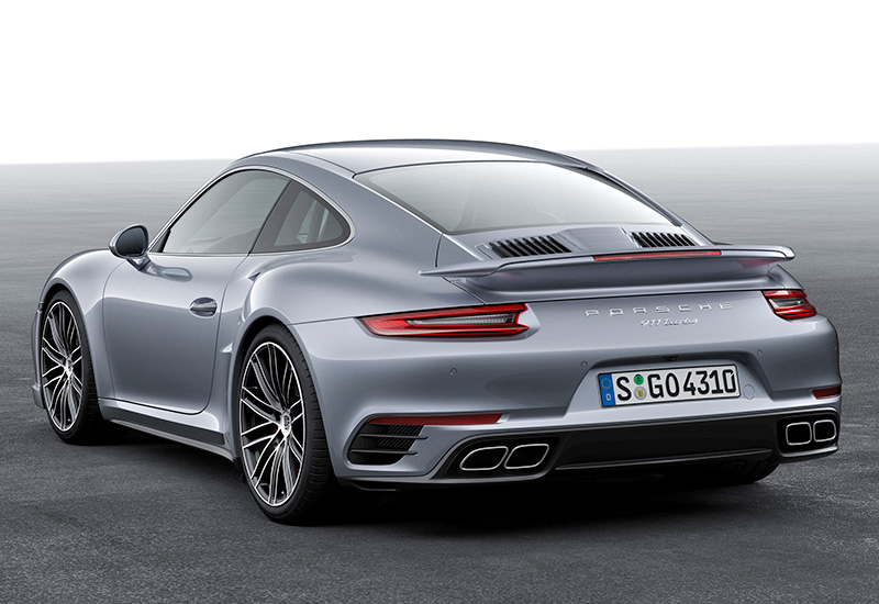 2016 Porsche 911 Turbo Coupe (991.2)