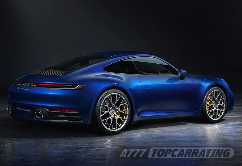 Porsche 911 992 >> 2019 Porsche 911 Carrera 4S (992) - характеристики, фото, цена.