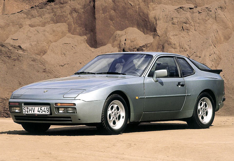 1988 Porsche 944 Turbo S Coupe
