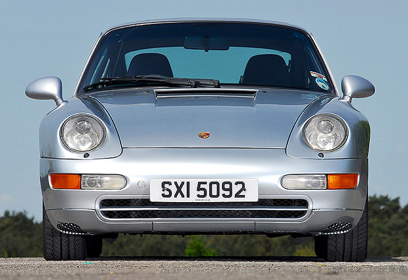 1993 Porsche 911 Carrera 3.6 Coupe (993)