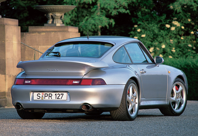 1995 Porsche 911 Turbo 3.6 Coupe (993)