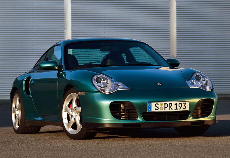 Porsche 911 turbo 996