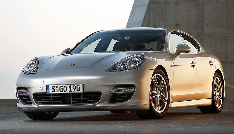 2009 Porsche Panamera Turbo - характеристики, фото ...