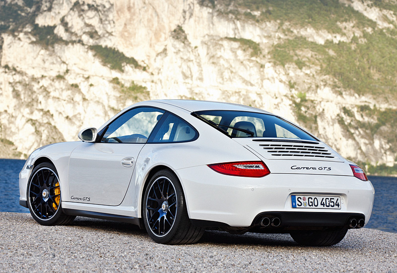 2010 Porsche 911 Carrera GTS Coupe (997 ...