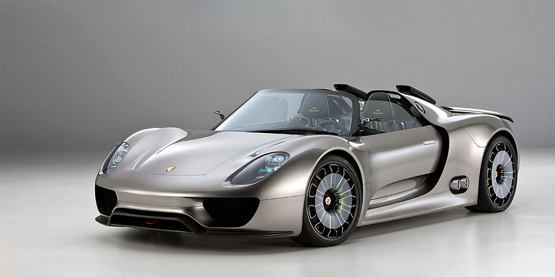 2010 porsche 918 spyder concept. Black Bedroom Furniture Sets. Home Design Ideas