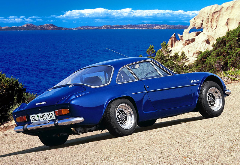 1969 renault alpine a110 1600s. Black Bedroom Furniture Sets. Home Design Ideas