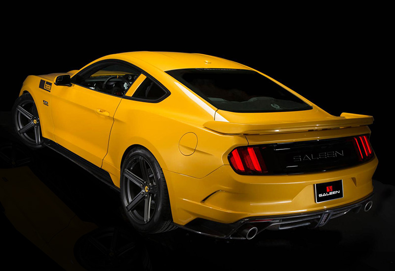 2015 Saleen Mustang S302 Black Label