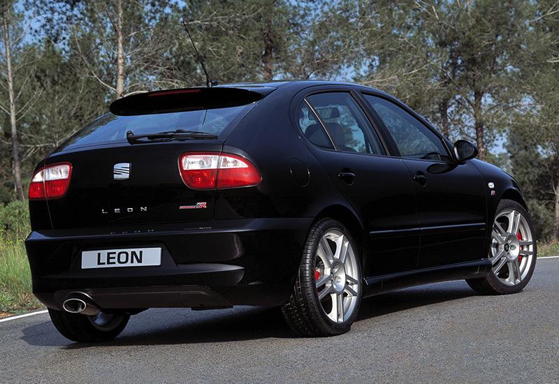 2003 seat leon cupra r 1m. Black Bedroom Furniture Sets. Home Design Ideas