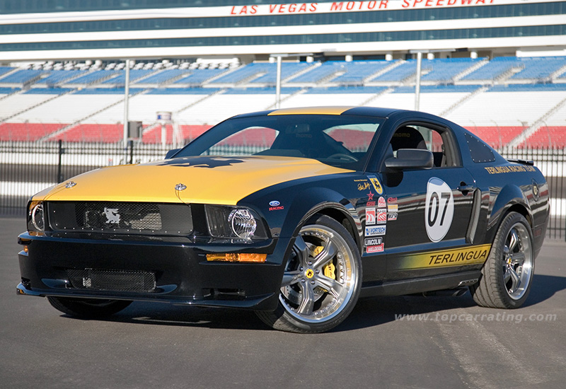 2007 Ford Mustang Shelby Terlingua