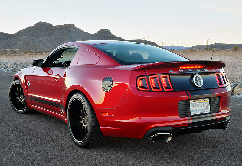 2013 Ford Mustang Shelby GT500 Super Snake Widebody