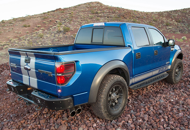 2016 Ford F-150 Raptor Shelby Baja 700