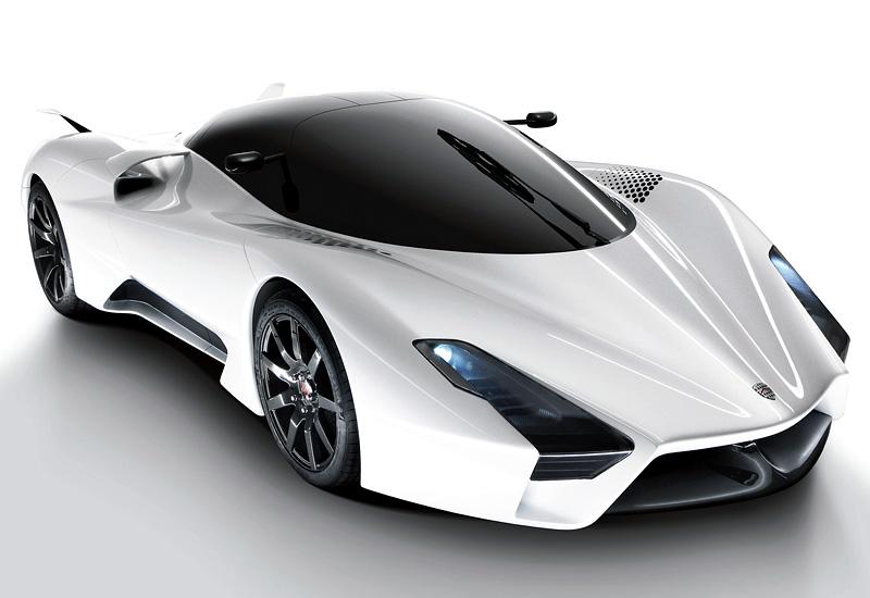 Самая крутая быстрая машина в мире и