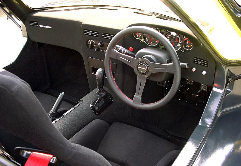 2002 Suzuki Hayabusa Sport Prototype - характеристики ...