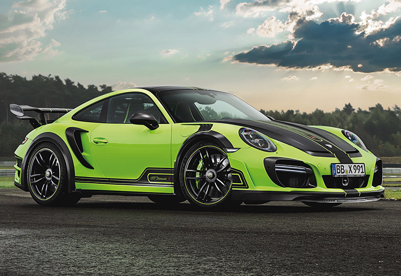 2017 Porsche 911 Turbo TechArt GTstreet R