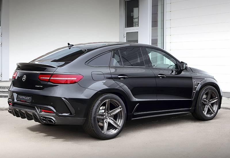 2016 mercedes amg gle 63 s coupe topcar inferno. Black Bedroom Furniture Sets. Home Design Ideas