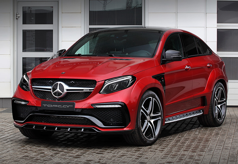 2016 mercedes amg gle 63 s coupe topcar inferno