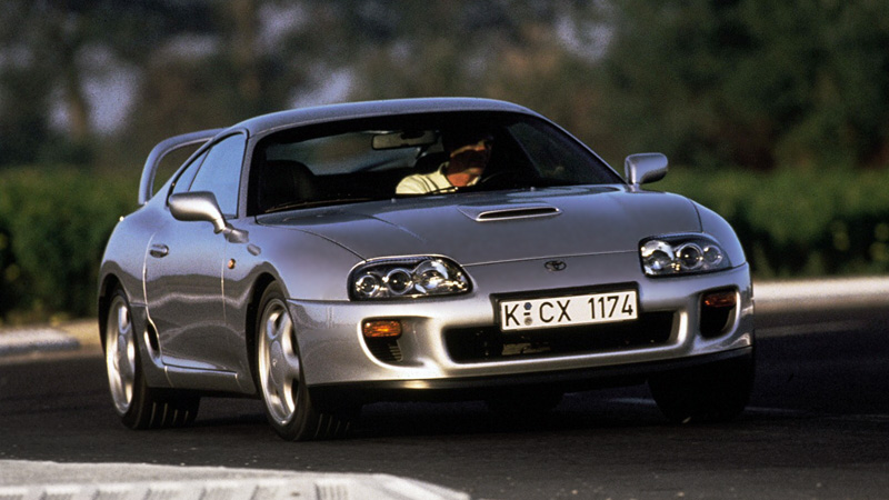 1993 Toyota Supra Twin Turbo MkIV