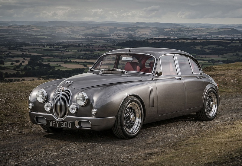 1959 Jaguar Mark 2 3.8-Litre