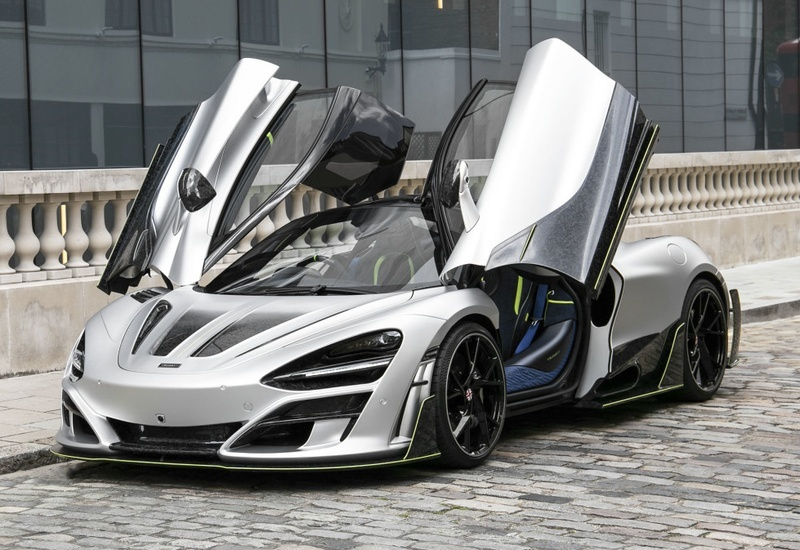 2018 McLaren 720S Mansory First Edition
