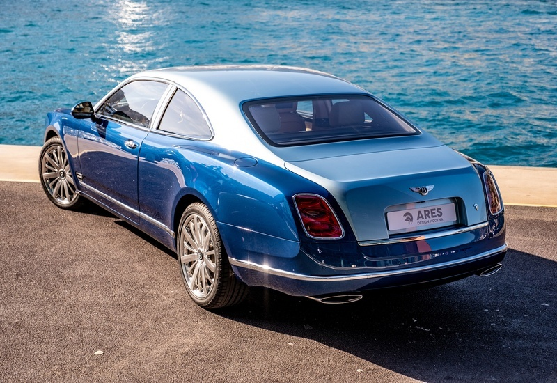 2019 Bentley Mulsanne Coupe by ARES Design