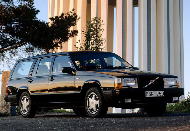 1985 Volvo 740 Turbo - характеристики, фото, цена.