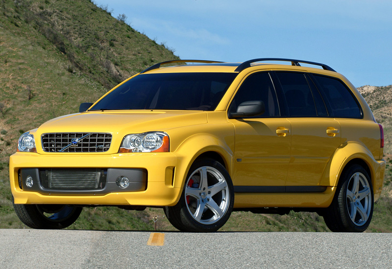2005 Volvo XC90 Supercharged V8
