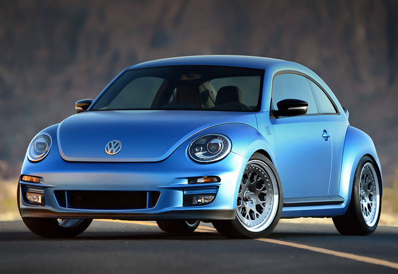 2012 Volkswagen Beetle Turbo VWvortex Super Beetle
