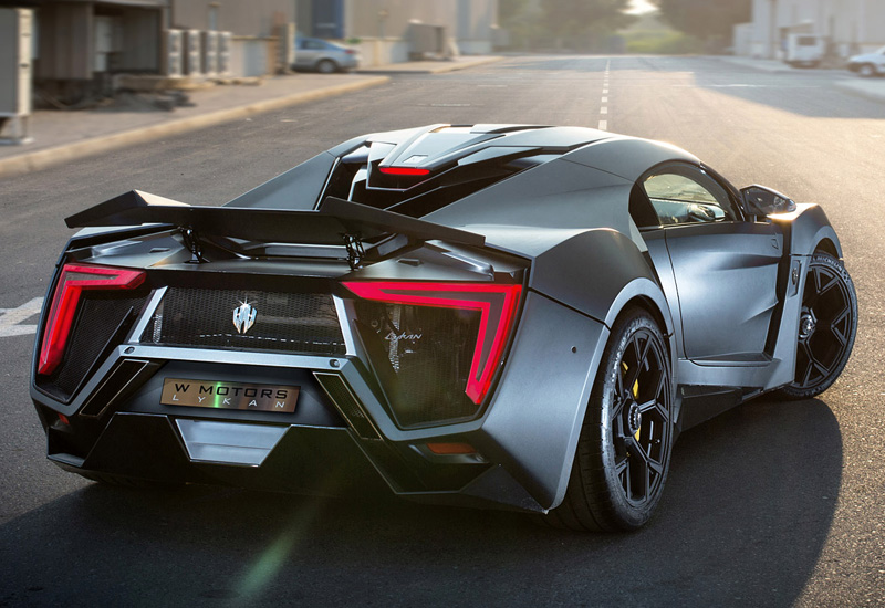 2013 W Motors Lykan Hypersport