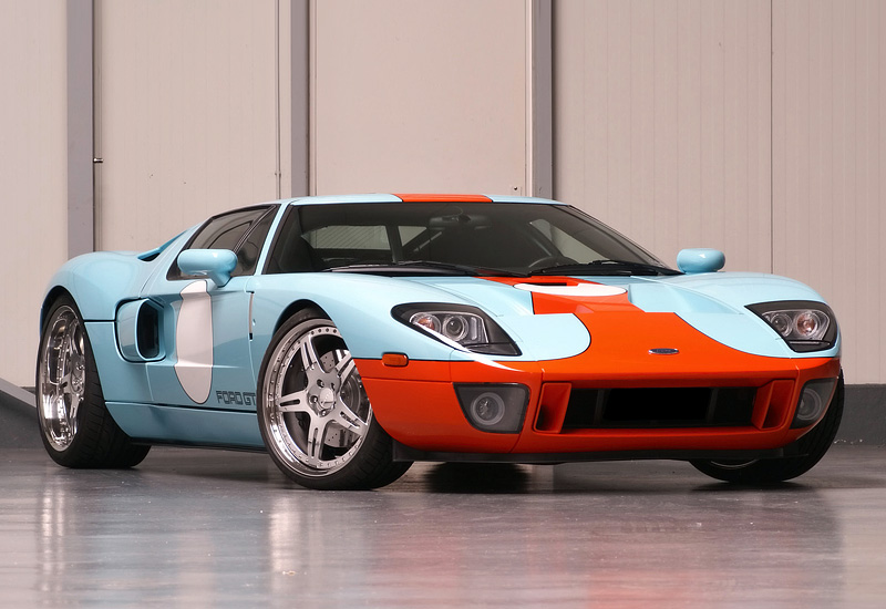 2009 Ford GT Wheelsandmore