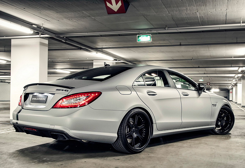 мерседес cls 63 amg