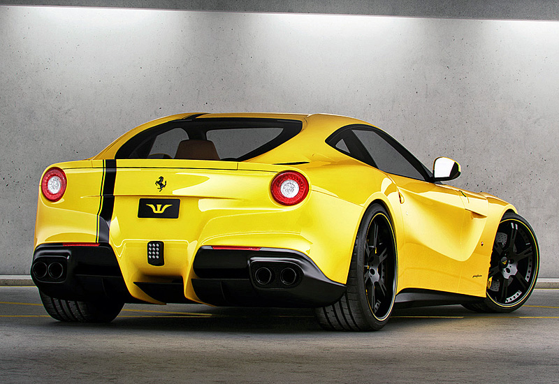 2013 Ferrari F12 Berlinetta Wheelsandmore