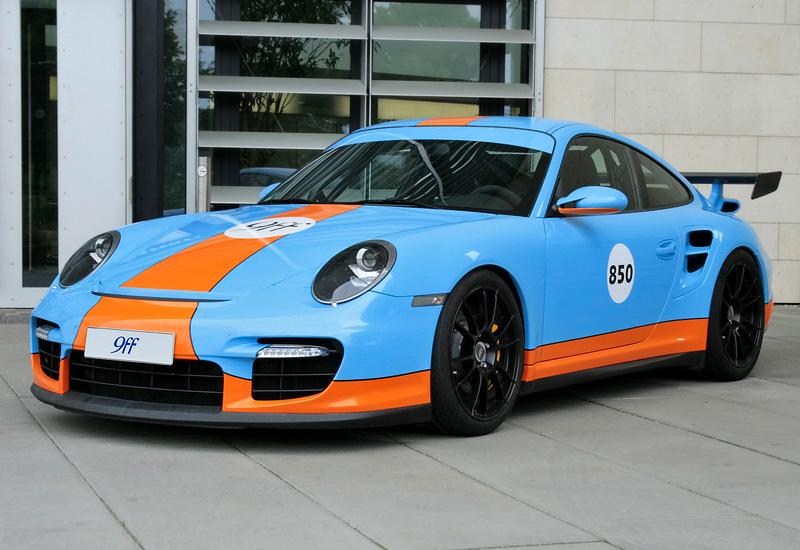 2009 9ff 911 BT-2 (Porsche 911 GT2)