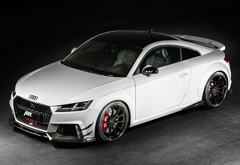 2017 Audi TT RS Coupe ABT RS-R