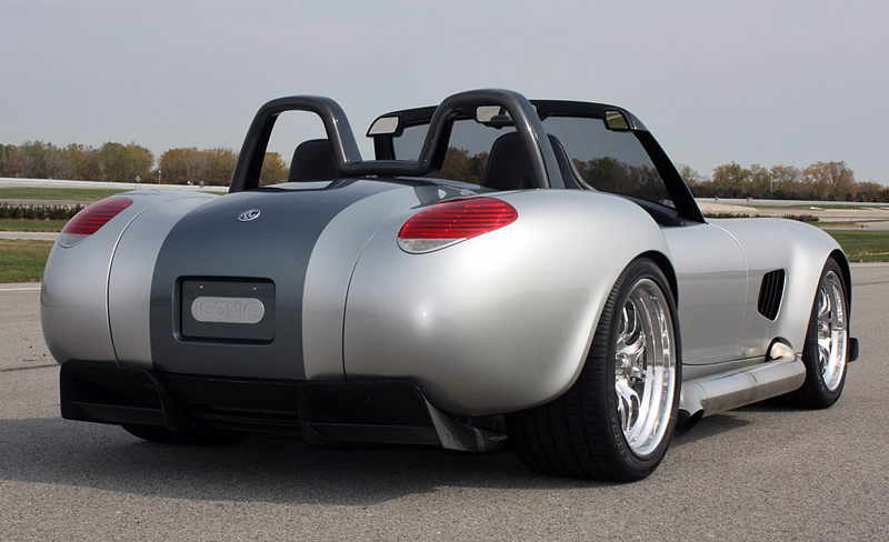 2010 AC Roadster Iconic