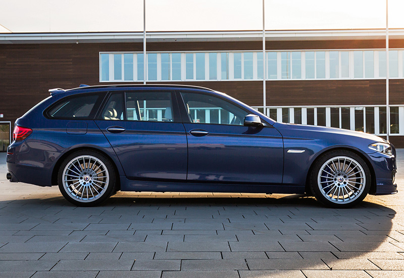2016 Alpina B5 Bi-Turbo Touring Edition 50 (F11)