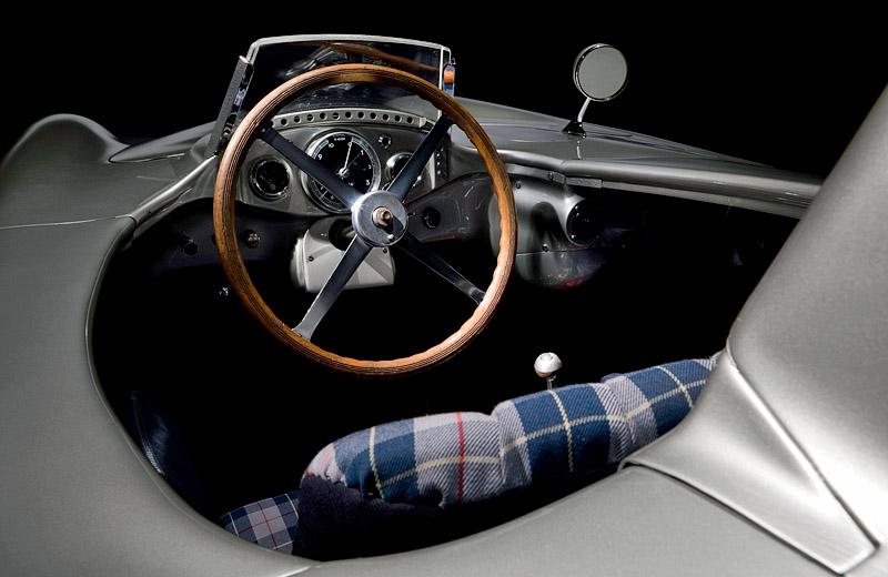 Mercedes-Benz 300 SLR: особая ценность горючего рекордсмена