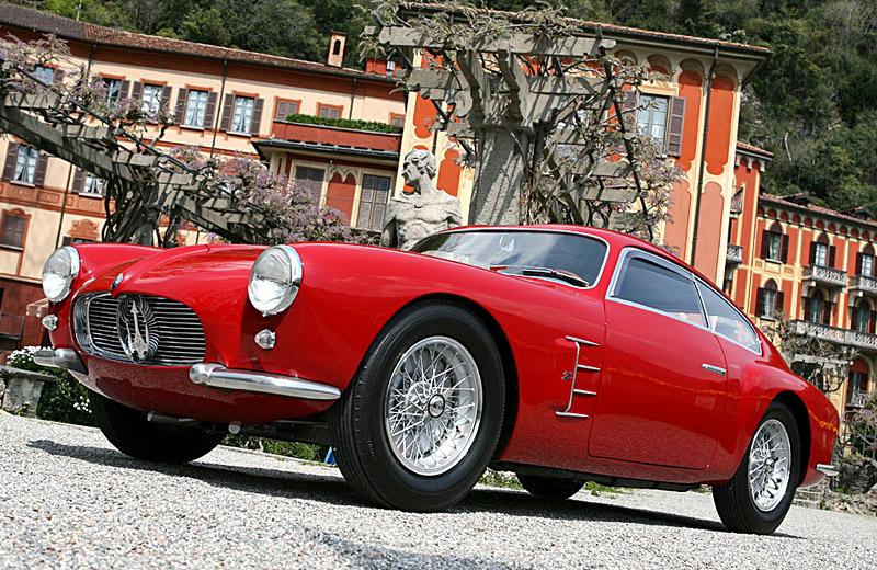 1954 Maserati A6G 2000 Coupe Zagato: Бесценный красавец