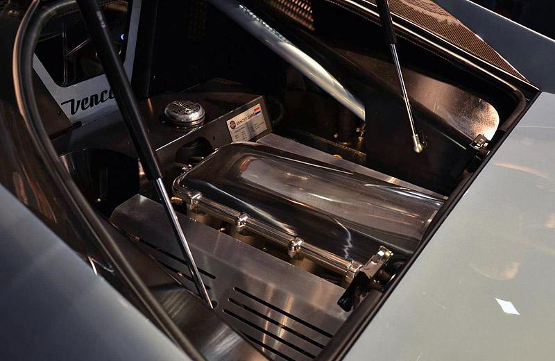 Vencer Sarthe - голландский суперкар, представленный князем Монако