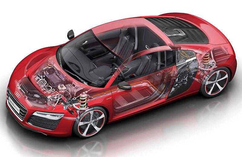 Audi R8 e-Tron по-прежнему не выпускают в серию