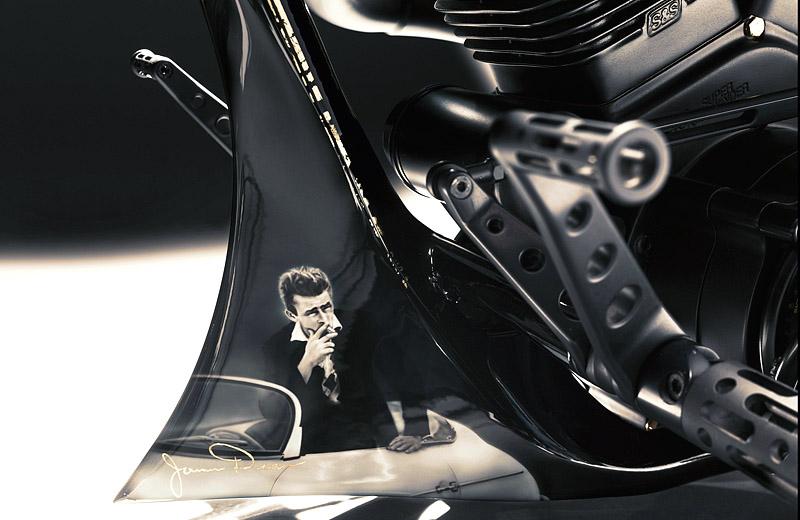 Soltador Cruiser - первая попытка Hamann создать эксклюзивный мотоцикл