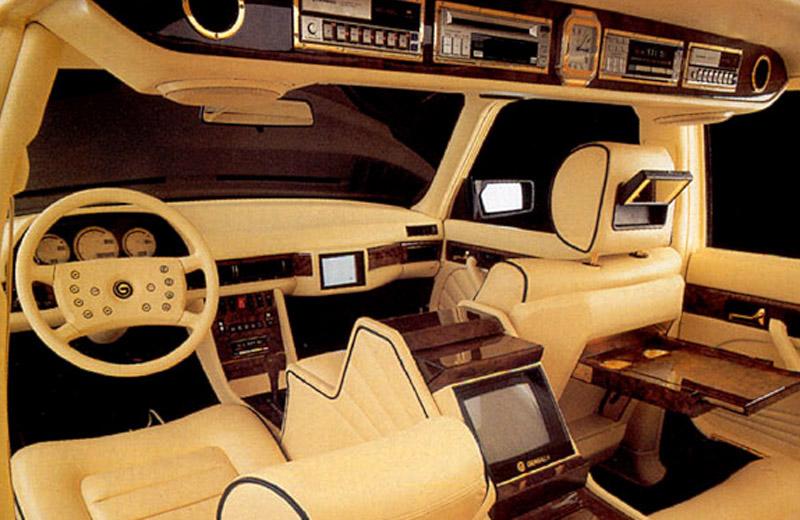 Mercedes-Benz Gemballa 1001 SEL - триумф абсолютной роскоши