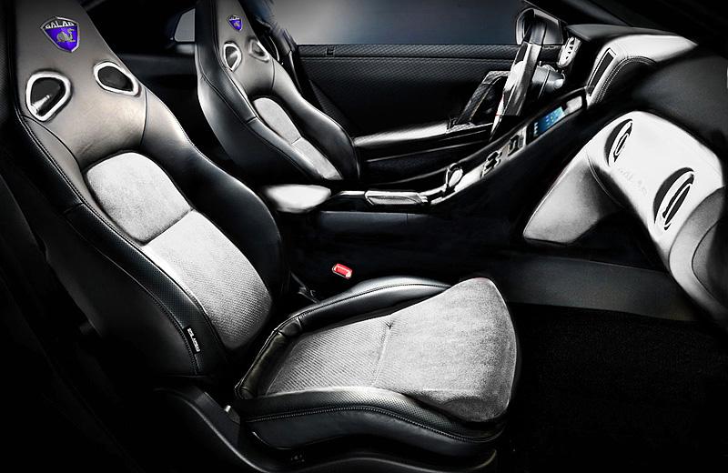 Team Galag TG1 - прокаченный Nissan GT-R с новым дизайном