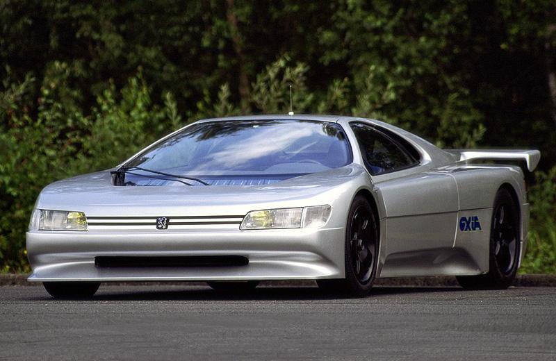 Peugeot Oxia Concept – Как Пежо превзошел Феррари