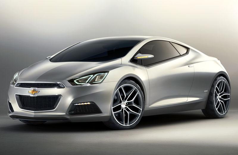Новое спорт-купе из Америки - Chevrolet Tru 140S Concept
