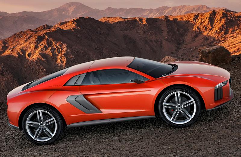 Audi представила клон концептуального кроссовера Quattro Nanuk